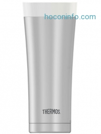 ihocon: Thermos 16 Ounce Vacuum Insulated Stainless Steel Travel Tumbler, Stainless Steel不銹鋼保温杯