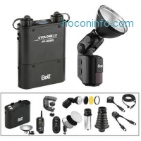 ihocon: Bolt VB-22 Bare-Bulb Flash and Accessory Kit