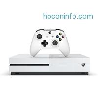 ihocon:  Xbox One S Console 500GB White + 4 Digital Downloads