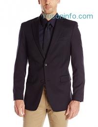 ihocon: Tommy Hilfiger Men's Solid Suit Separate Jacket