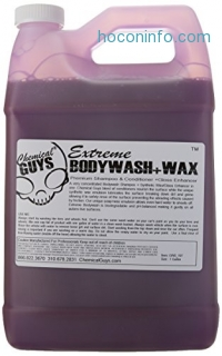 ihocon: Chemical Guys CWS_107 Extreme Body Wash and Synthetic Wax Car Wash Shampoo (1 Gal)
