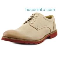 ihocon: Rockport男鞋Colben Round Toe Leather Oxford