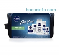 ihocon: Nivea for Men Sensitive Collection 5 Piece Gift Set
