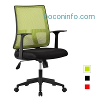 ihocon: LANGRIA Mid-Back Ergonomic Design Task Office Chair人體工學辦椅