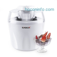 ihocon: CHULUX Ice Cream Maker,1.5 Quart 冰淇淋機