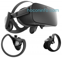 ihocon: Oculus Rift + Touch Virtual Reality System
