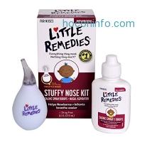 ihocon: Little Noses Stuffy Nose Kit, 1 kit (Pack of 4)