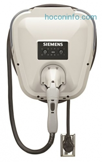 ihocon: Siemens VC30GRYU Versicharge 30-Amp Electric Vehicle Charger with Flexible Indoor/Outdoor and 20-Feet Cord電動車充電器