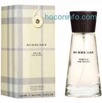 ihocon: BURBERRY TOUCH Perfume for women 3.4 oz edp 3.3 New in Box