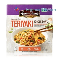 ihocon: [微波即食麵] Annie Chun's Noodle Bowl, Teriyaki, 7.8 Ounce (Pack of 6)