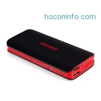 ihocon: KMASHI 10000mAh Portable Power Bank with Dual USB Ports行動電源/充電寶