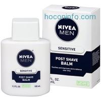 ihocon: NIVEA Men Sensitive Post Shave Balm 3.3 Fluid Ounce (Pack of 3)