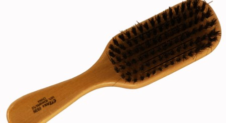 Are You Using a Natural Bristle Hair Brush