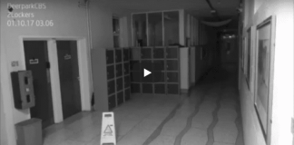 Ghosts caught on camera