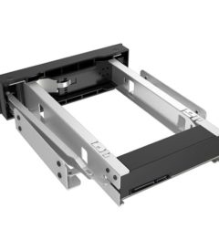 ORICO 1106SS 3.5 INCH 5.25 BAY STAINLESS INTERNAL HARD DRIVE MOUNTING BRACKET ADAPTER