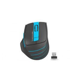 A4tech-FG30-Black-Blue-Wireless-Mouse