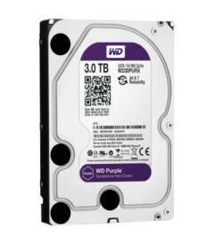 Western Digital 3TB Purple Surveillance HDD