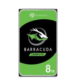Seagate Barracuda 8TB 3.5 Inch Desktop HDD