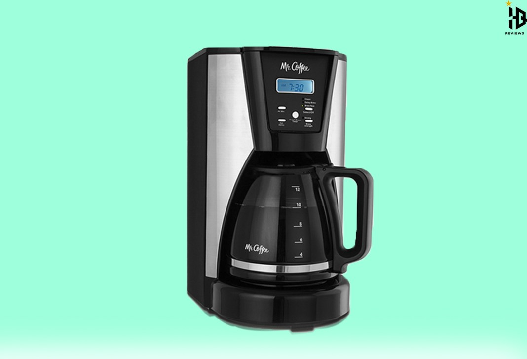 Mr. coffee maker