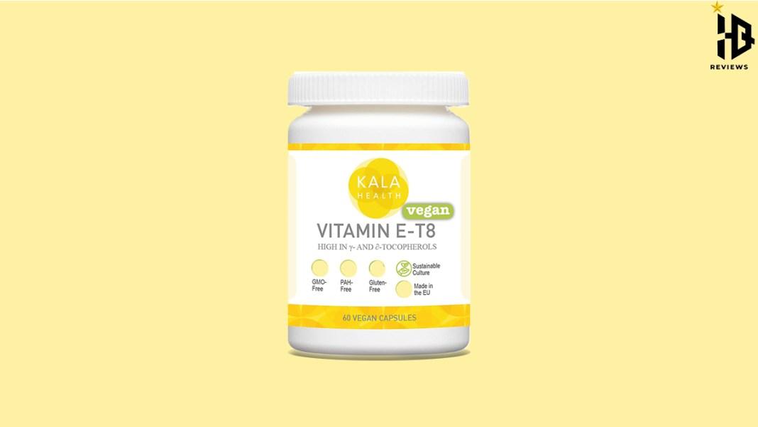 Vitamin E - T8