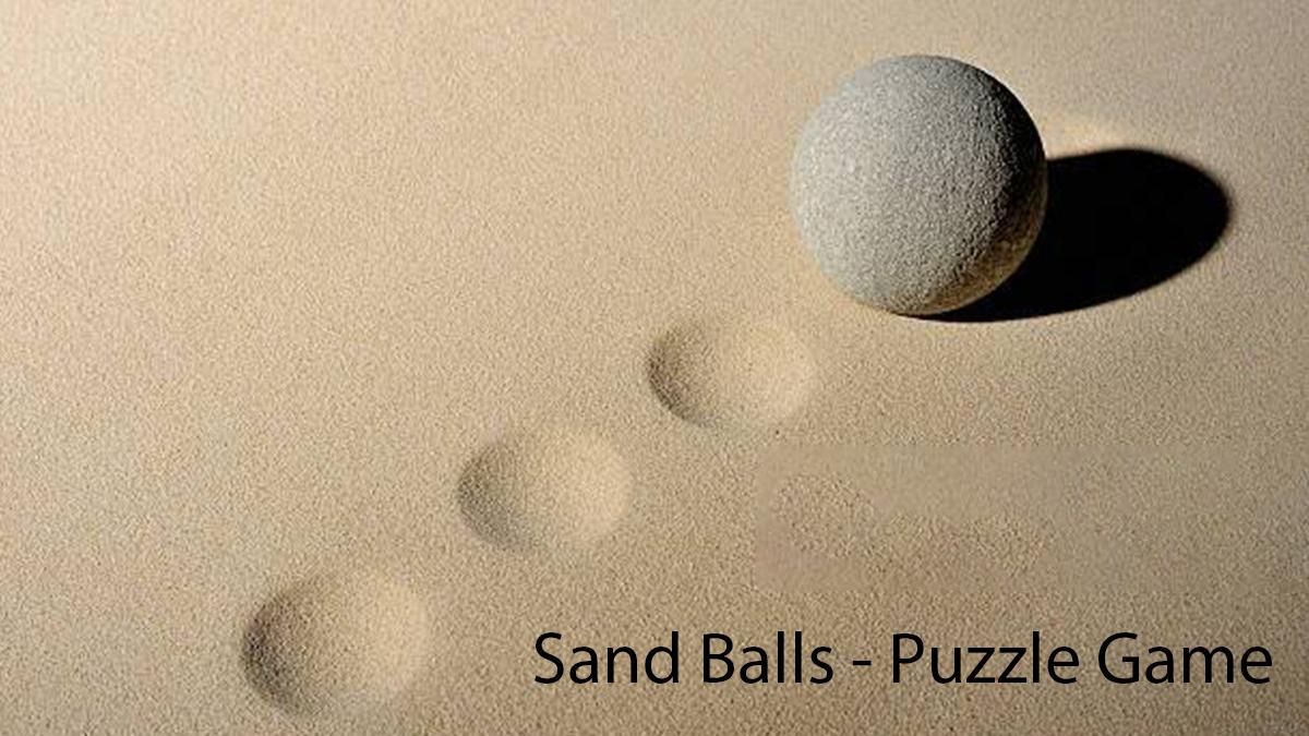 Sand Balls – Puzzle Game
