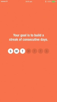 daily habit tracker