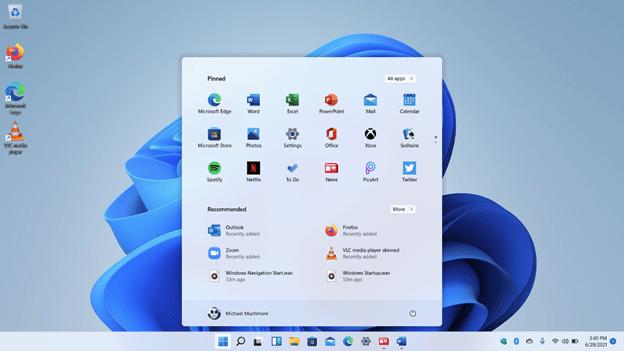 windows 11 download start menu