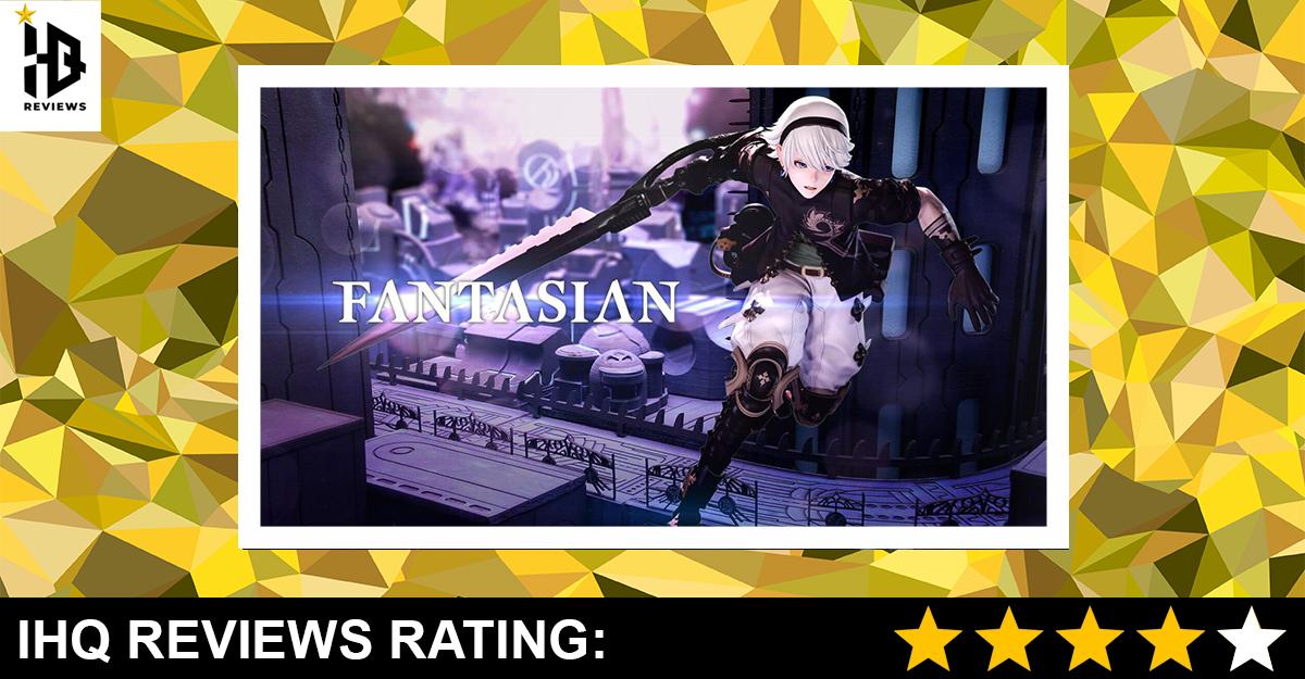 Fantasian Game Review
