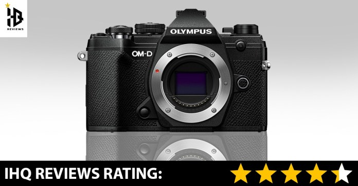 Olympus OM-D E-M5 Mark III