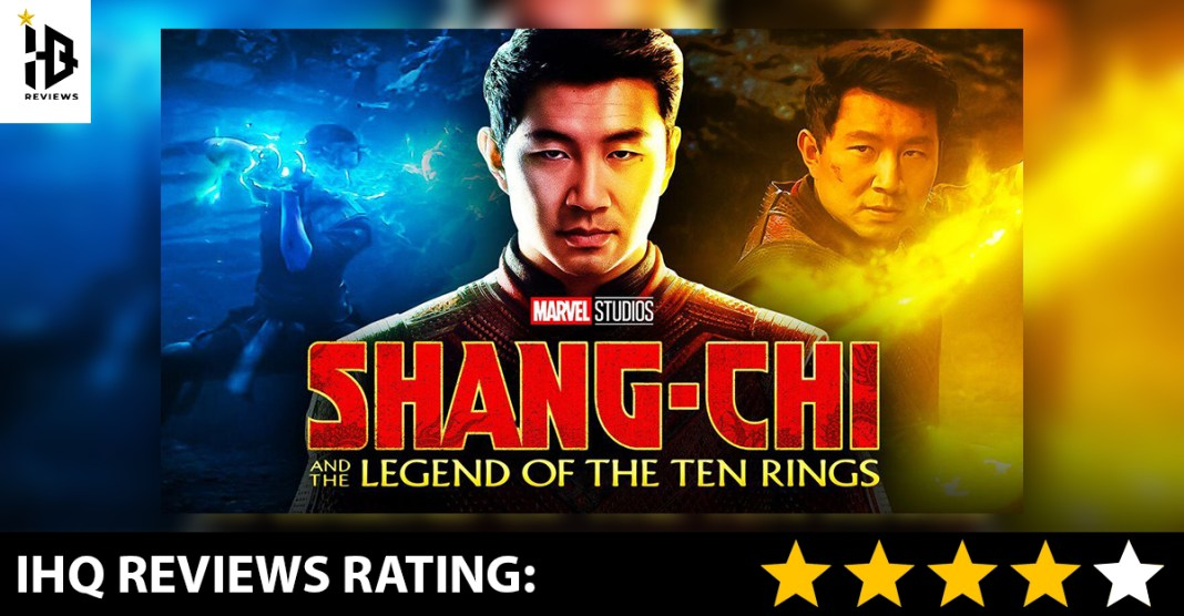 Shang Chi and The Legend of the Ten Rings-