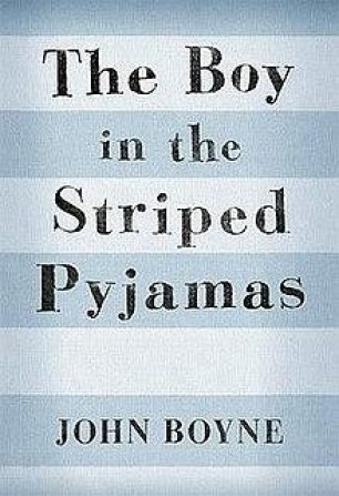 The boy in striped pyjamas book cover