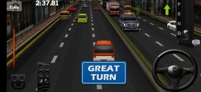 gameplay great turn