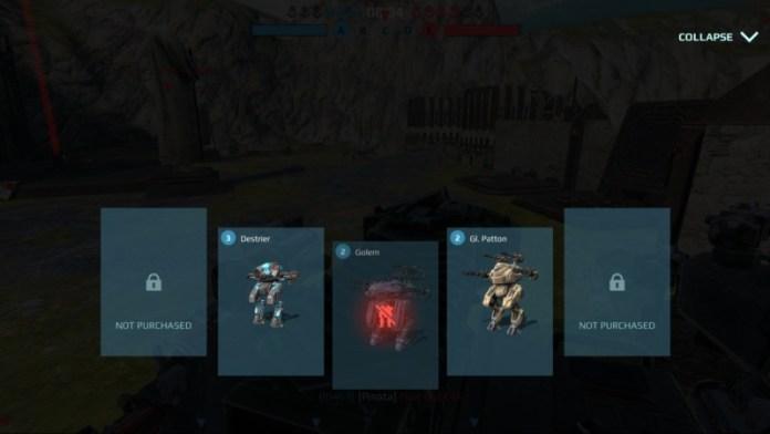hacking war robots