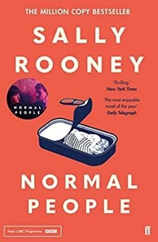 sally rooney normal people book