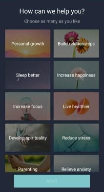 simple habits