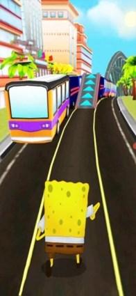 sponge subway endless run magic stone 2