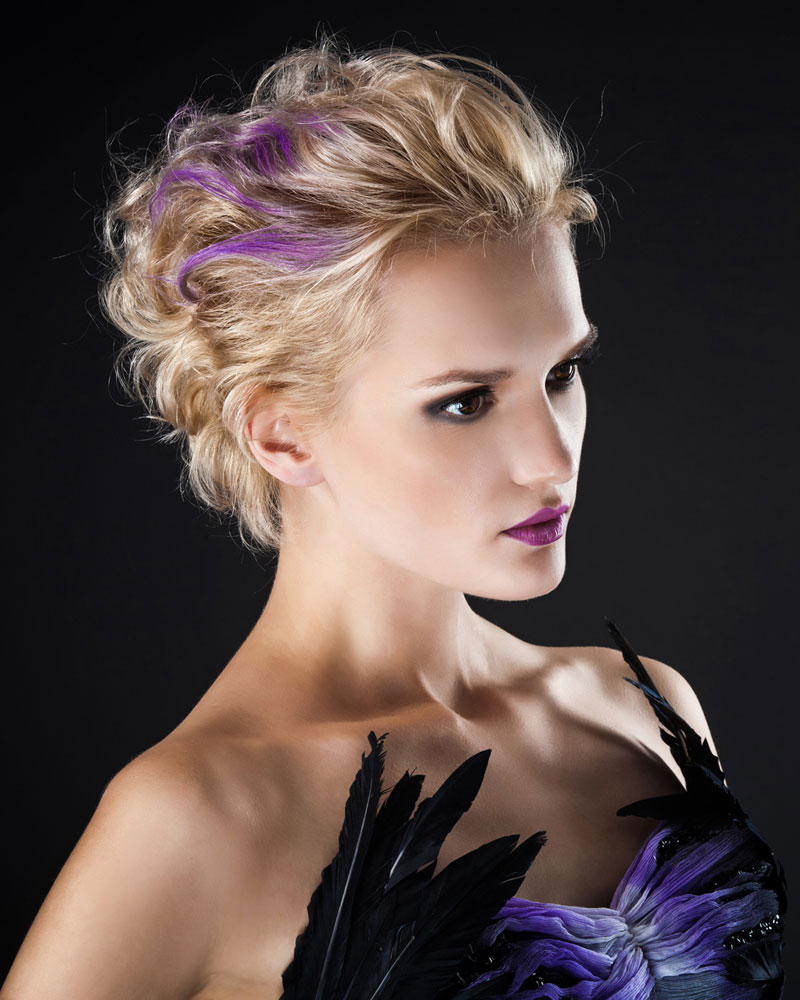 Blonde Kurze Haare Frisurenbilder