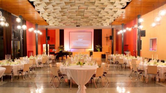 Festsaal Maksim