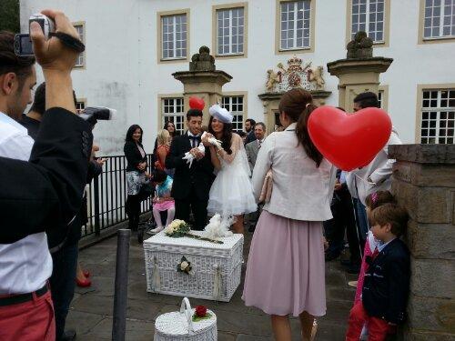 Hochzeit Schloss Borbeck Hochzeit Schloss Borbeck 2020 05 14