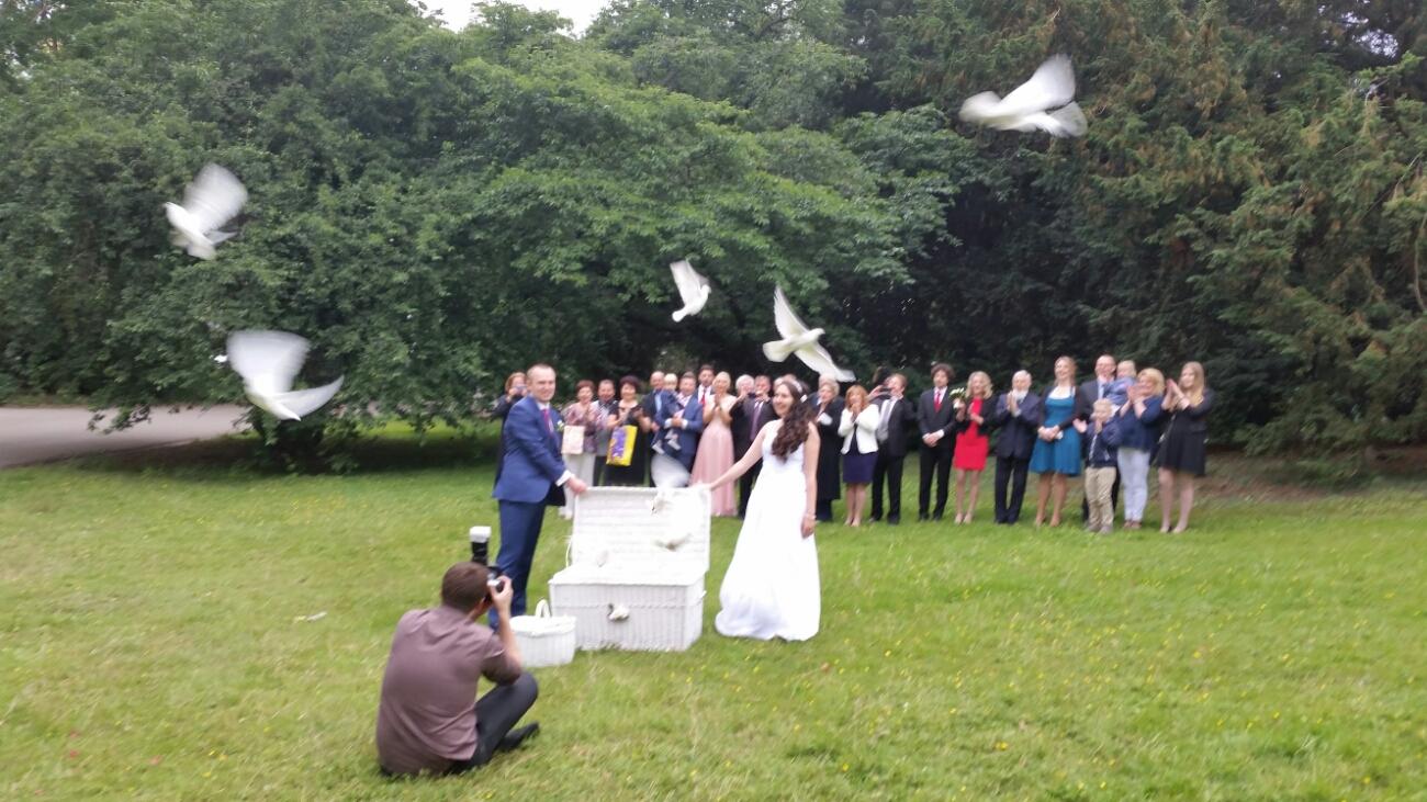 Viele Paare In Dusseldorf Heiraten Am 1 8 18