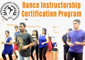 Dance Instructor-ship Certification Program with Tapas Das