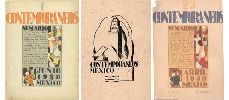 Revista Contemporáneos / UNAM