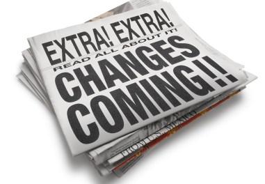 Schimbări pentru PFA și II (iar)