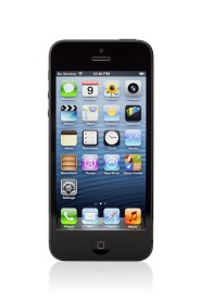 New Black Apple Iphone 5