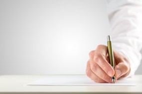 Using Handwriting Analysis to Prove a Forged Will