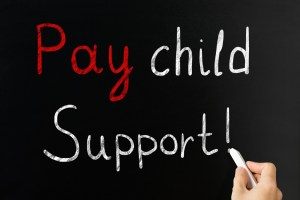 Rectifying a Huge Back Child Support Issue