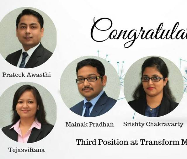 Indian Institute Of Management Nagpur Students Join Chief Ministers Initiative To Transform Maharashtramay
