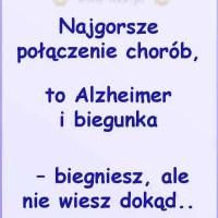 na wesoło - Alzheimer