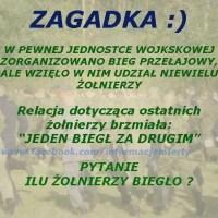 Zagadka - Wojsko