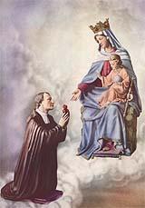 St. Louis de Montfort, Our Ladys Slave